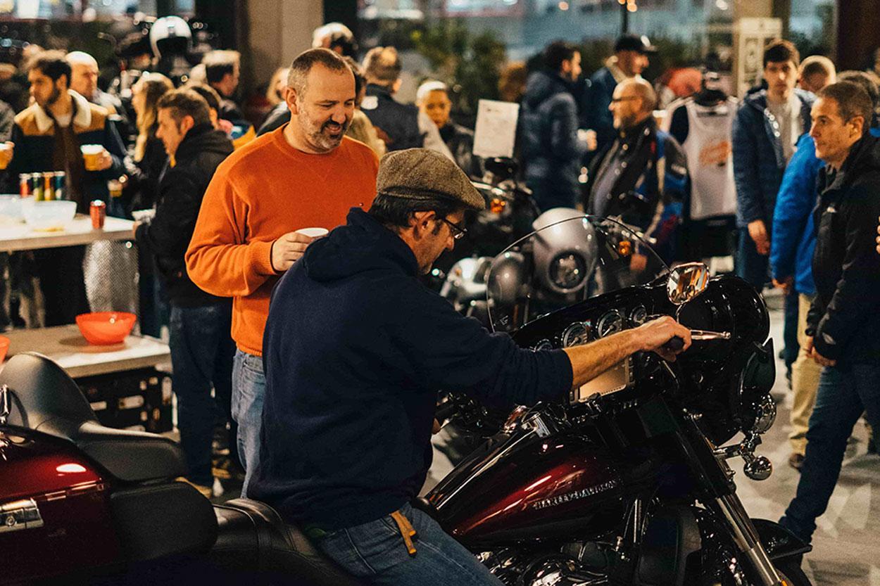 Nuevo concesionario Harley Davidson en Madrid