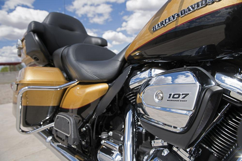 Nuevos Motores Harley Davidson Milwaukee Eight 107 y 114