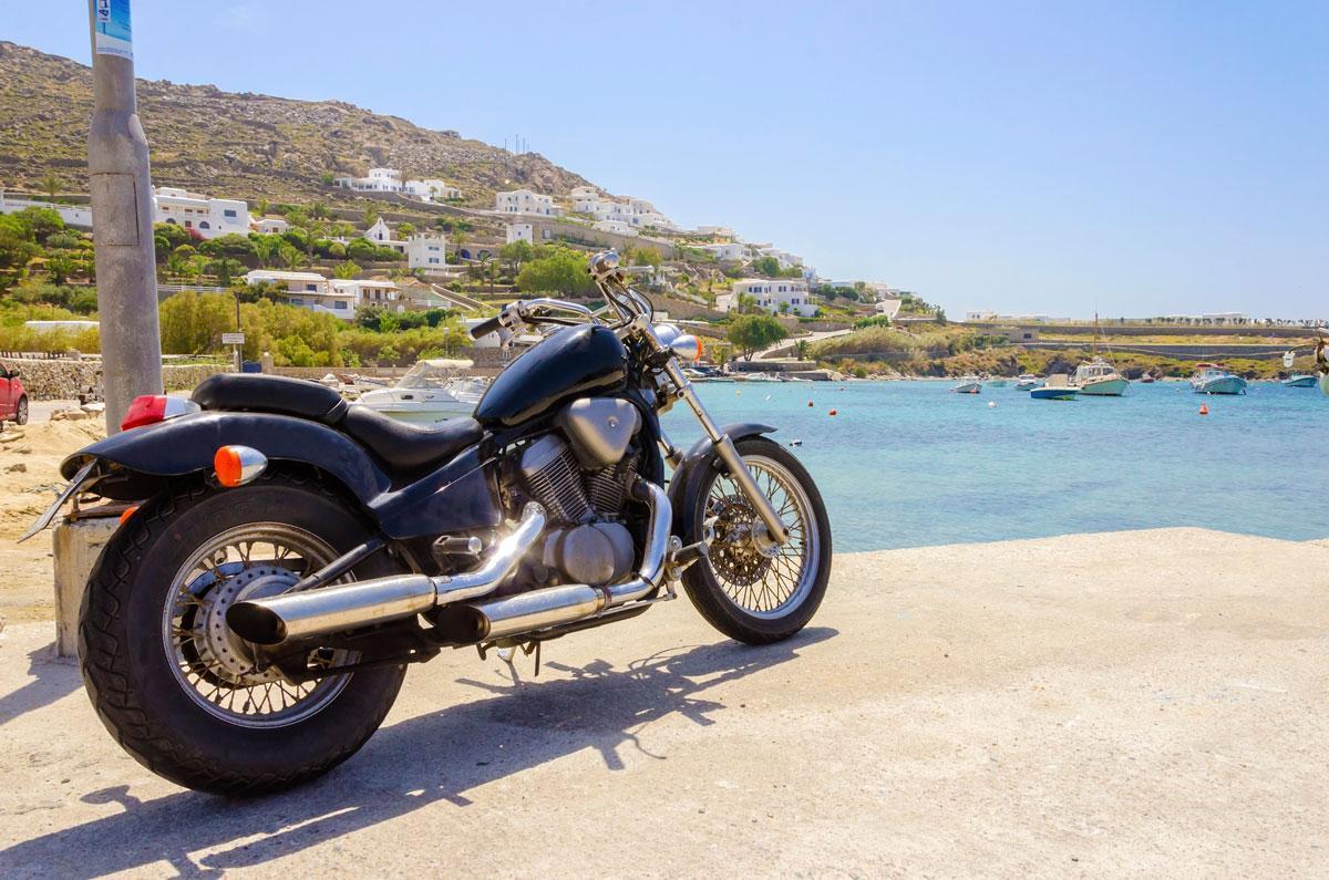 transporte de motos