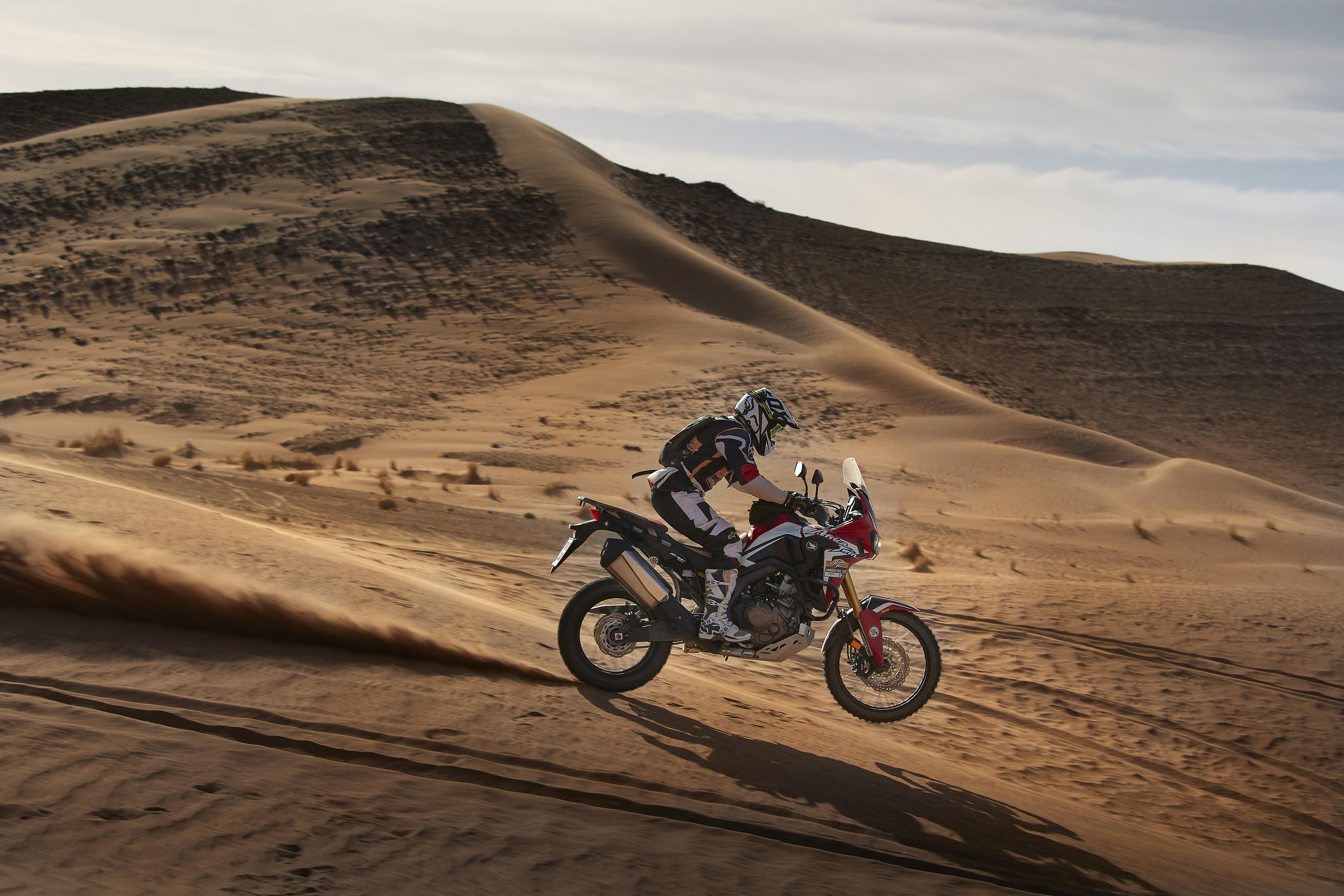 Honda Africa Twin epic Tour