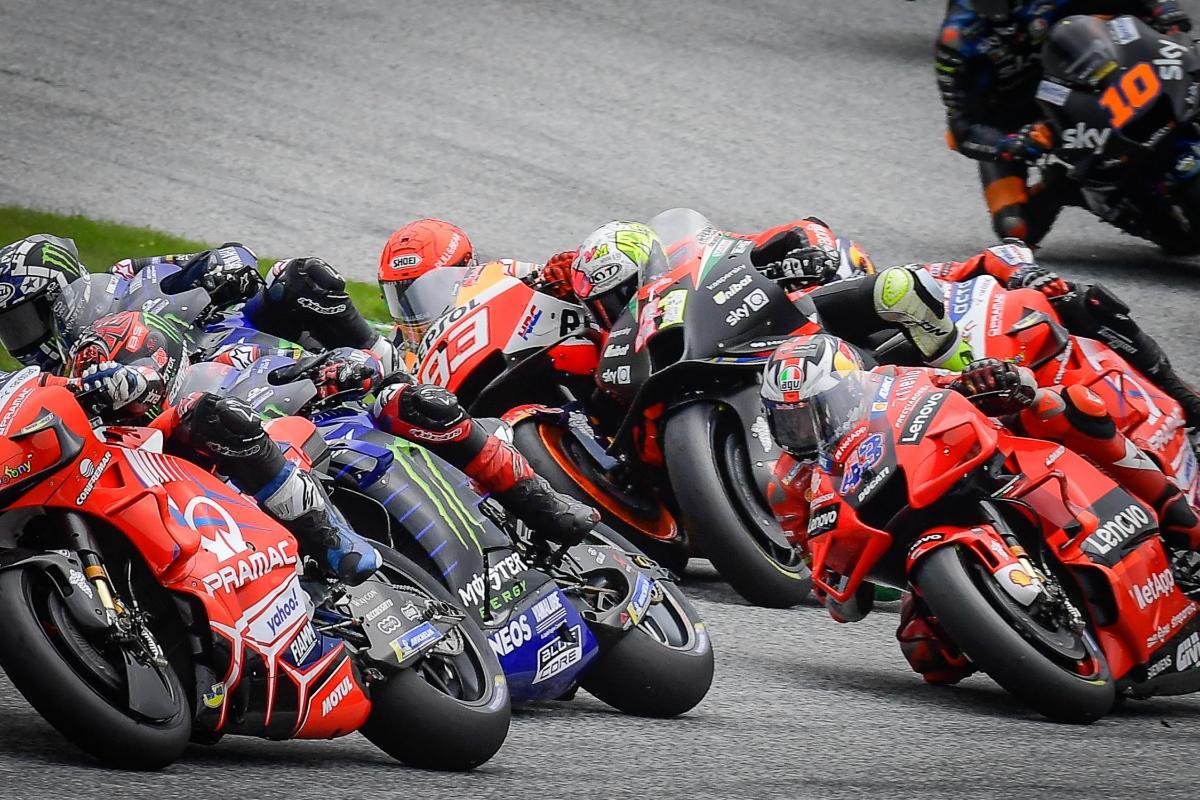 MotoGP Gran Bretaña: horarios y donde verlo en televisión