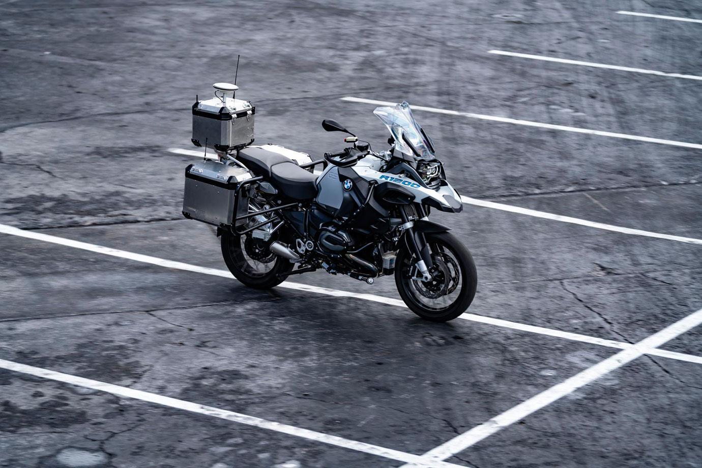 BMW autonoma