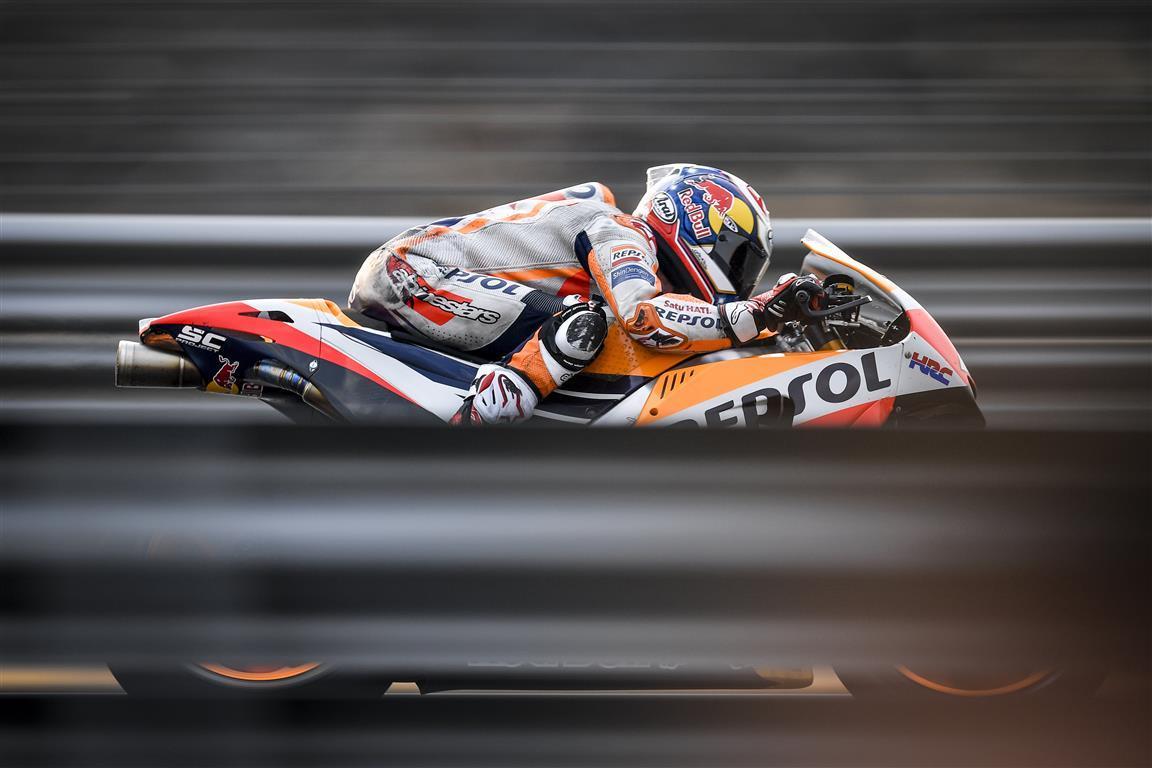 Test MotoGP Tailandia: Pedrosa el más rápido