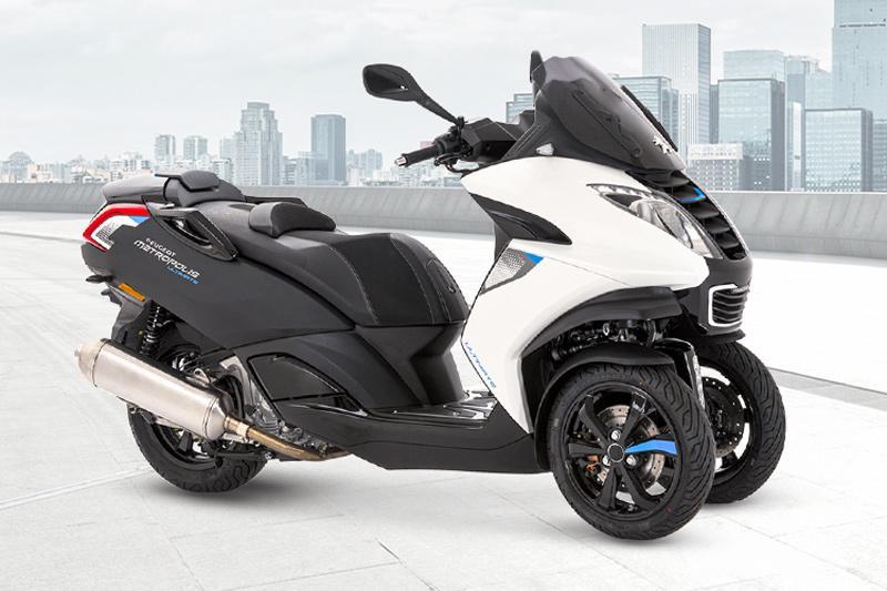Peugeot Metropolis Ultimate Sport 2020