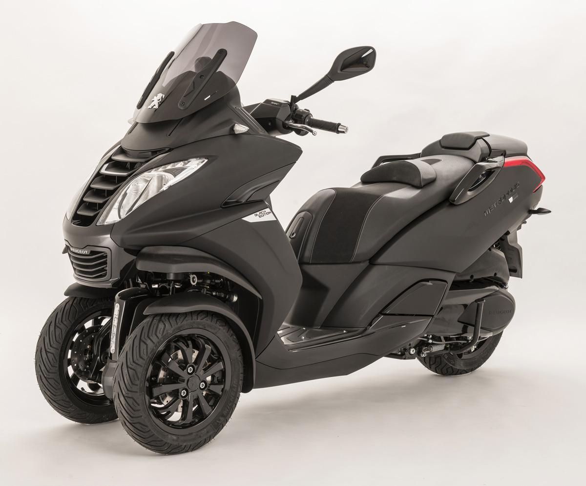 Peugeot Metropolis 400 Black Edition