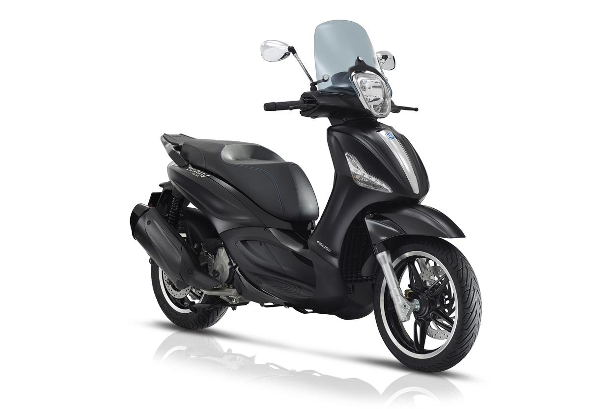 Piaggio Beverly 350 by Police 2018