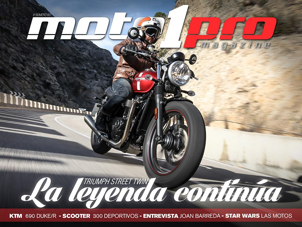 Moto1Pro #60 ¡Ya está aquí!