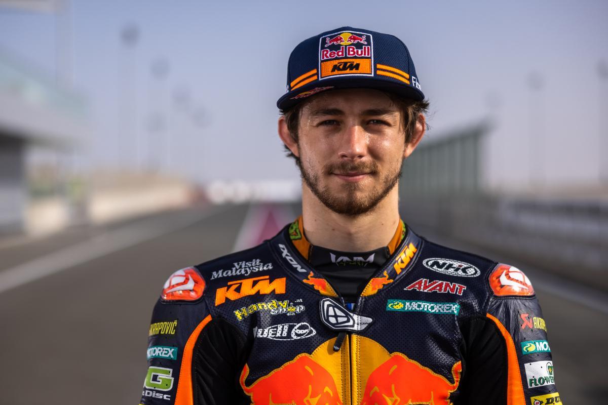 Remy Gardner a MotoGP en 2022 de la mano de Tech3