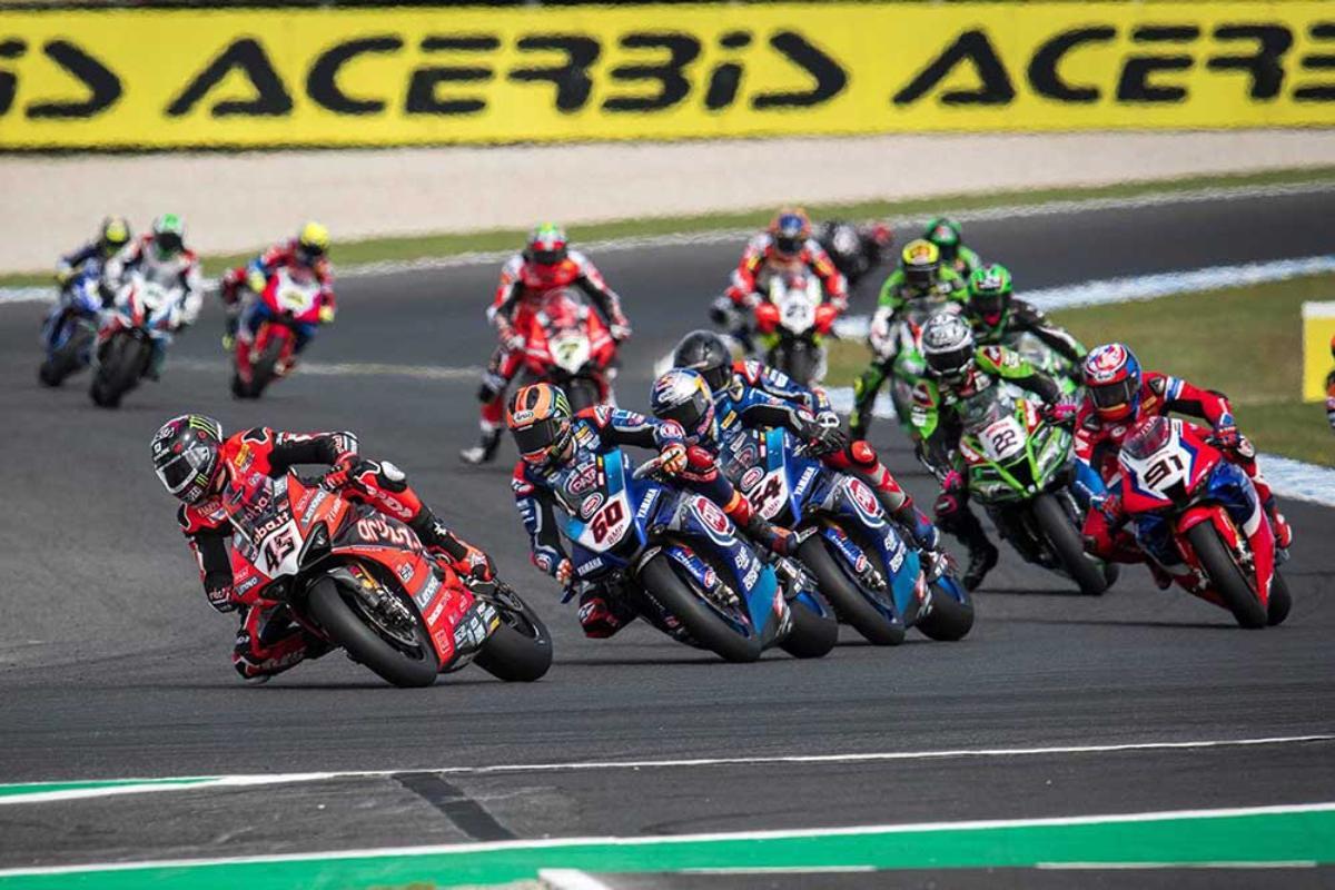 WorldSBK 2021 llega este fin de semana al Circuit de Catalunya