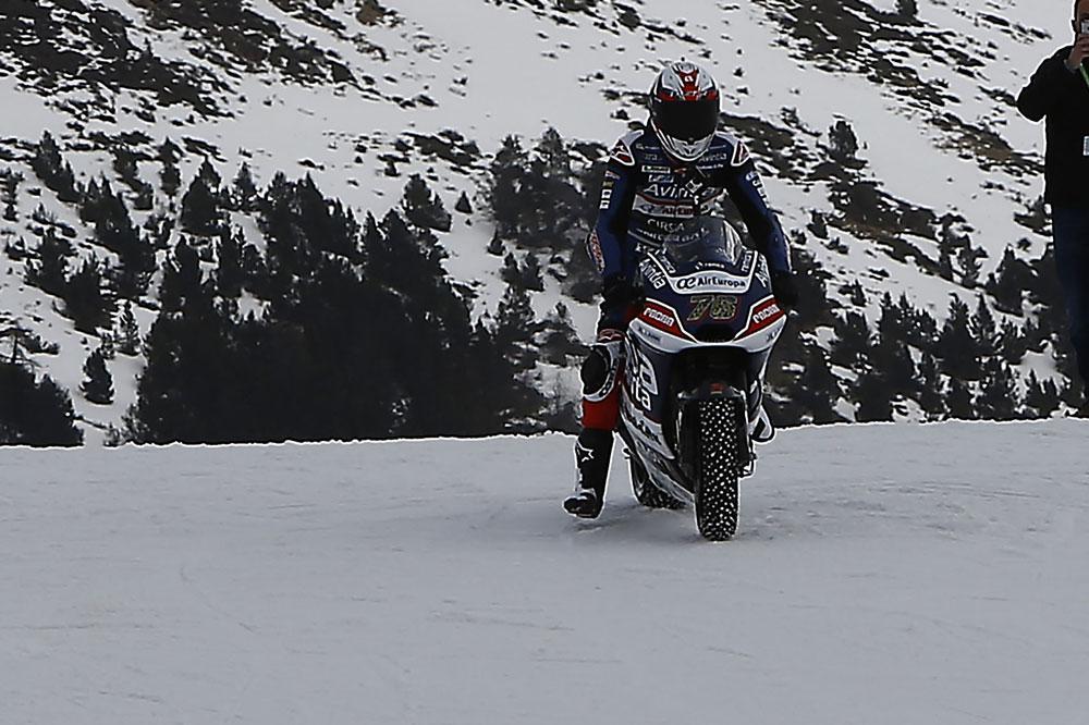 Presentacion Avintia Racing MotoGP en Andorra
