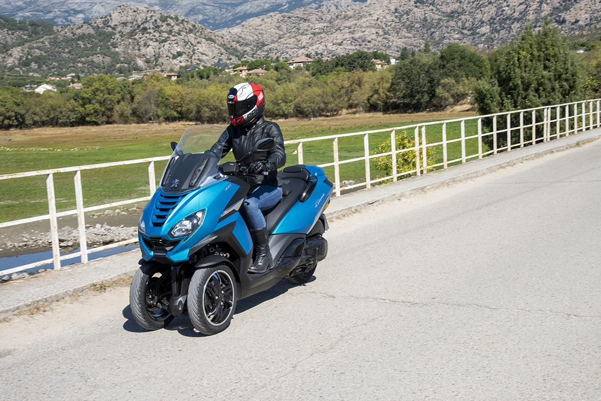 Peugeot Motocycles presenta todas las novedades de su gama 2021