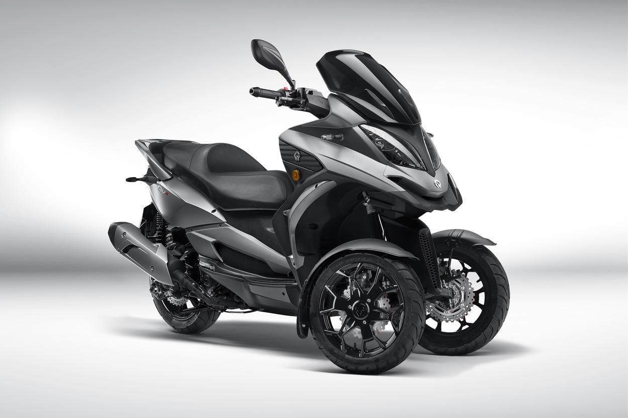 Quadro QV3 Scooter Tres Ruedas