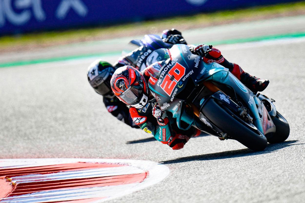 Fabio Quartararo ha logrado sorprendentemente la pole del GP de España 2019 en la categoría MotoGP