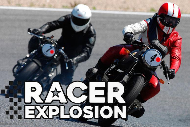 Racer Explosion 2017: El Jarama huele a Cafe Racer