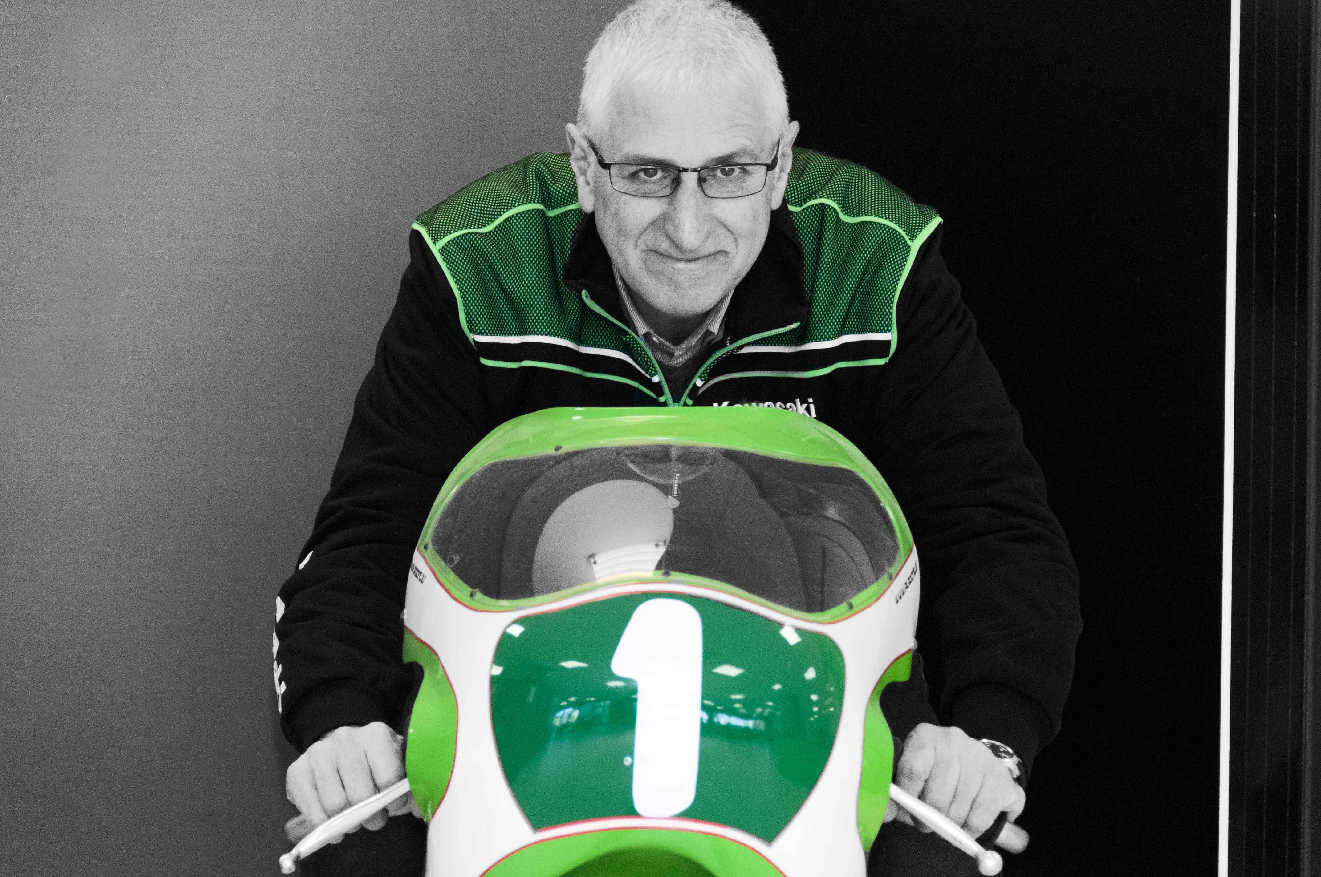 Ramón Bosch, Director General de Kawasaki Europe España