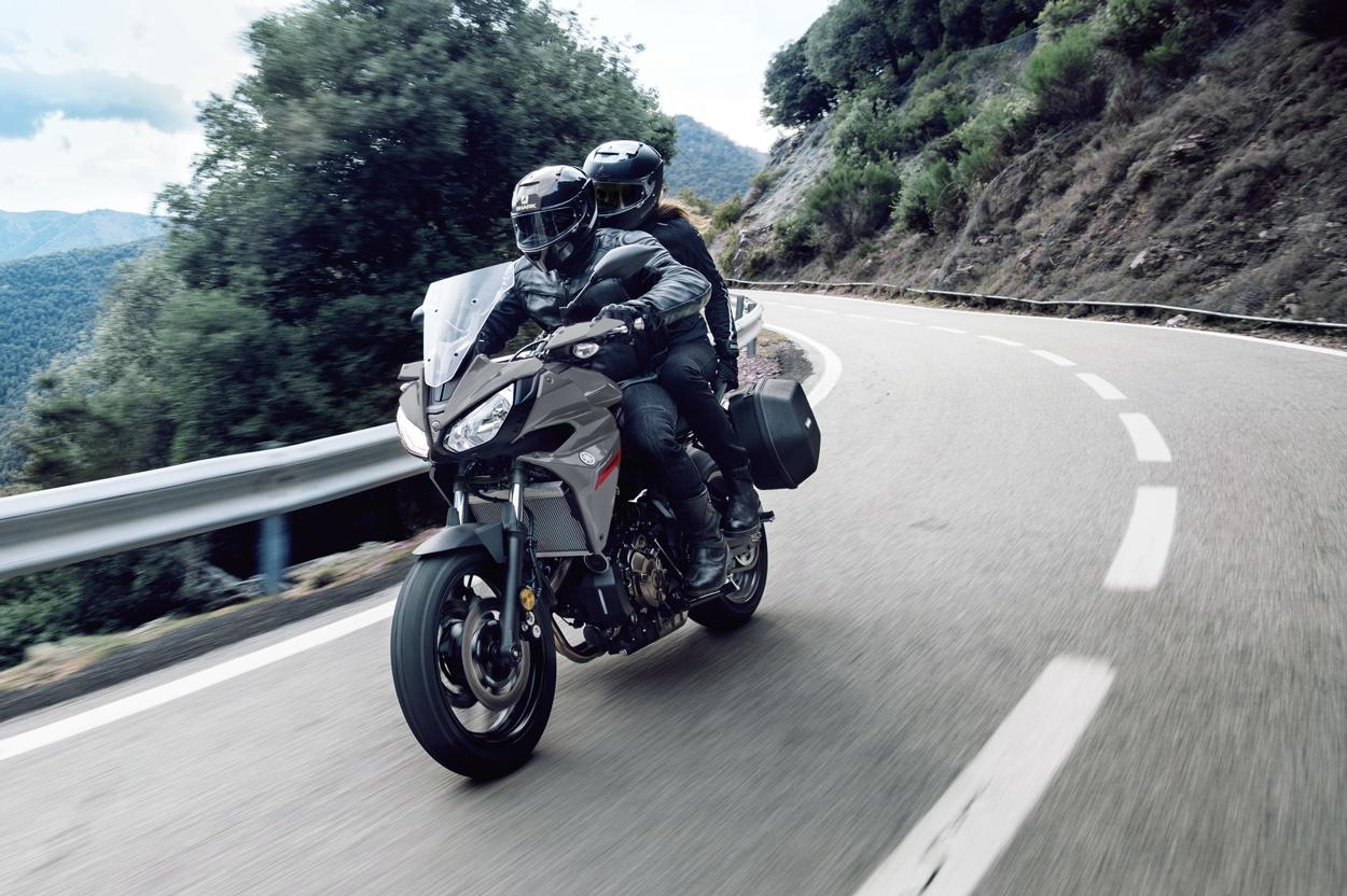 Recomendaciones de seguridad para motos de la DGT