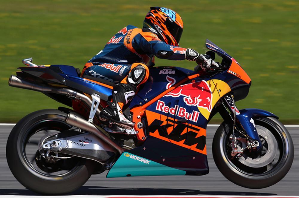 La KTM RC16 de MotoGP se venderá en 2018