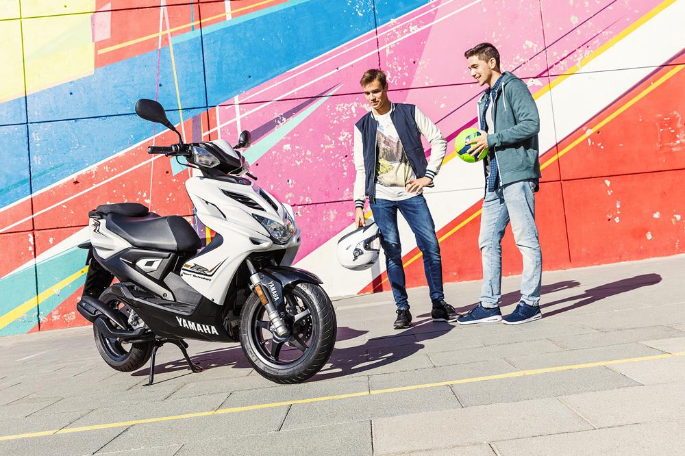 Yamaha fabricará ciclomotores con Honda