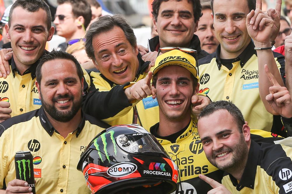 Sito Pons no tendrá equipo MotoGP en 2017
