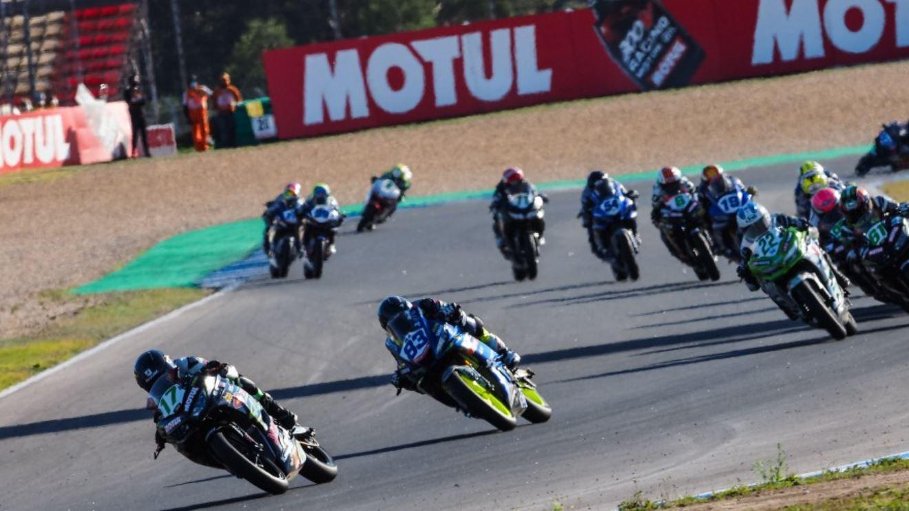 El Mundial de Superbikes llega a Navarra