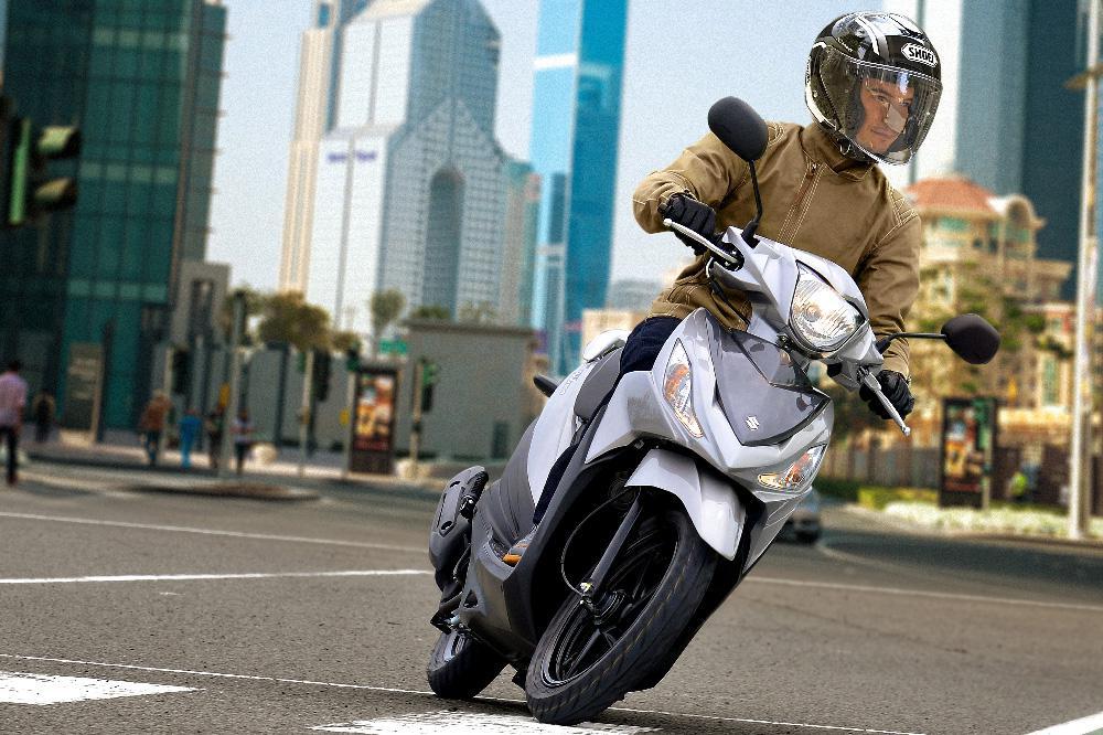 scooter suzuki adress 125