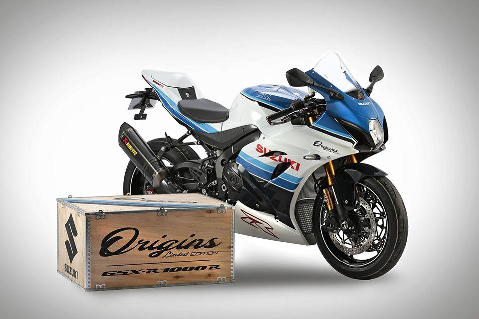 Suzuki GSXR 1000 R origins