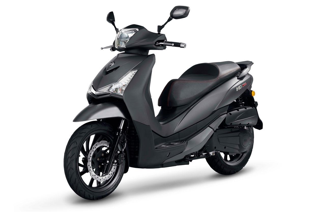 SYM HD 300 Scooter