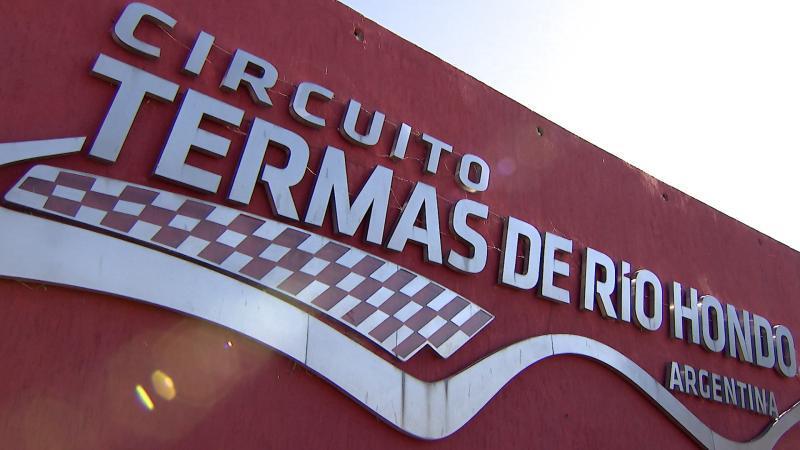 El circuito de Termas de Río Hondo, en Argentina, arrasado por un incendio