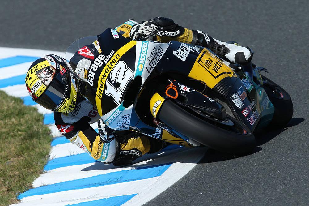 Victoria de Thomas Luthi en el GP de Japón en Moto2
