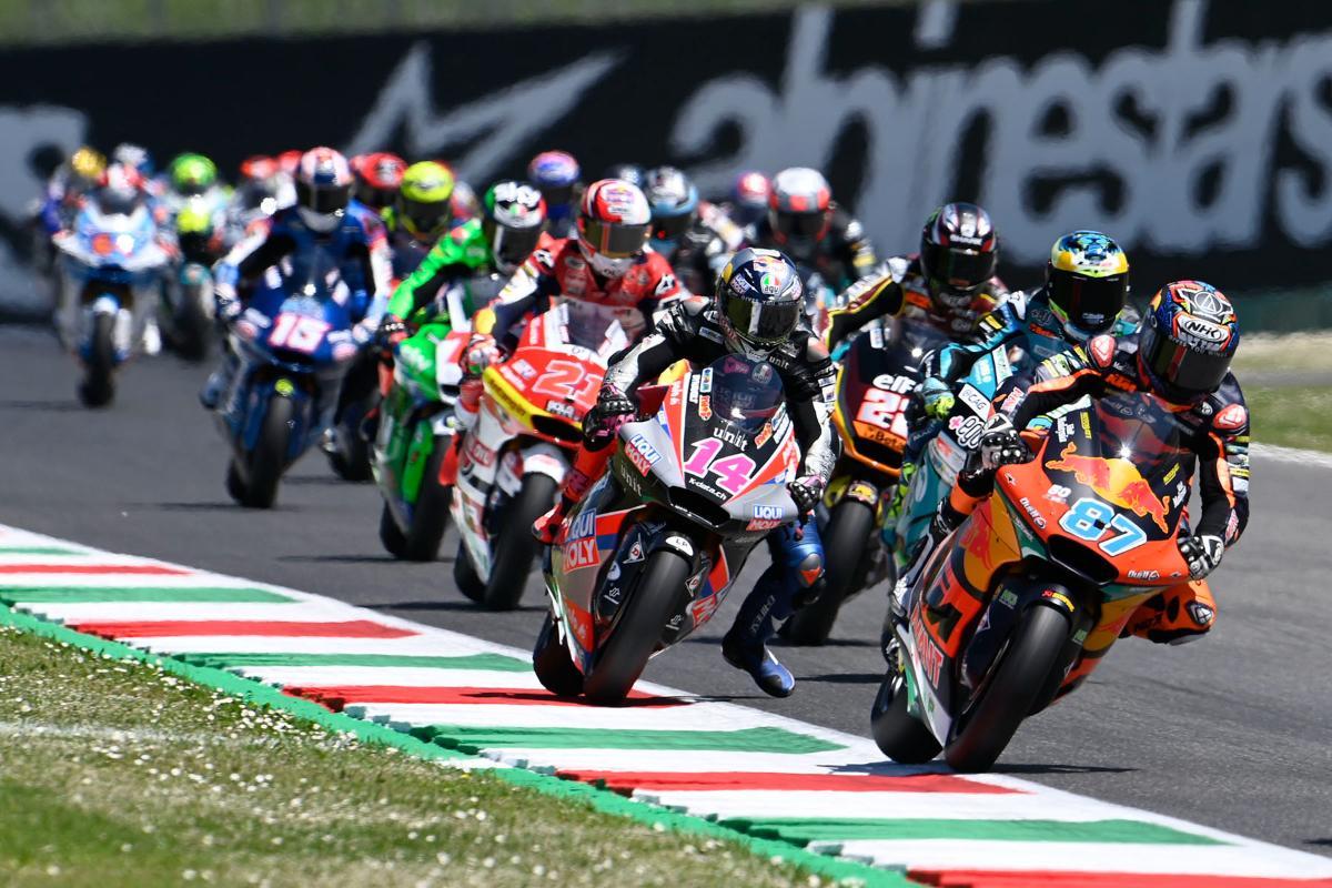 Triumph seguirá con sus motores en Moto2 hasta 2024