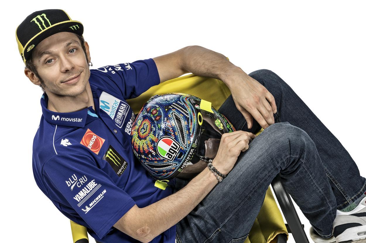 Valentino Rossi seguirá con Yamaha hasta el 2020