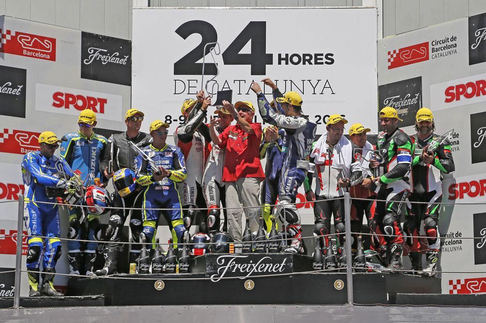 Victoria de Folch Endurance en las 24 Horas de Motociclismo de Catalunya