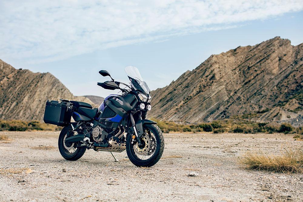 Yamaha XT1200ZE Super Ténéré Raid Edition
