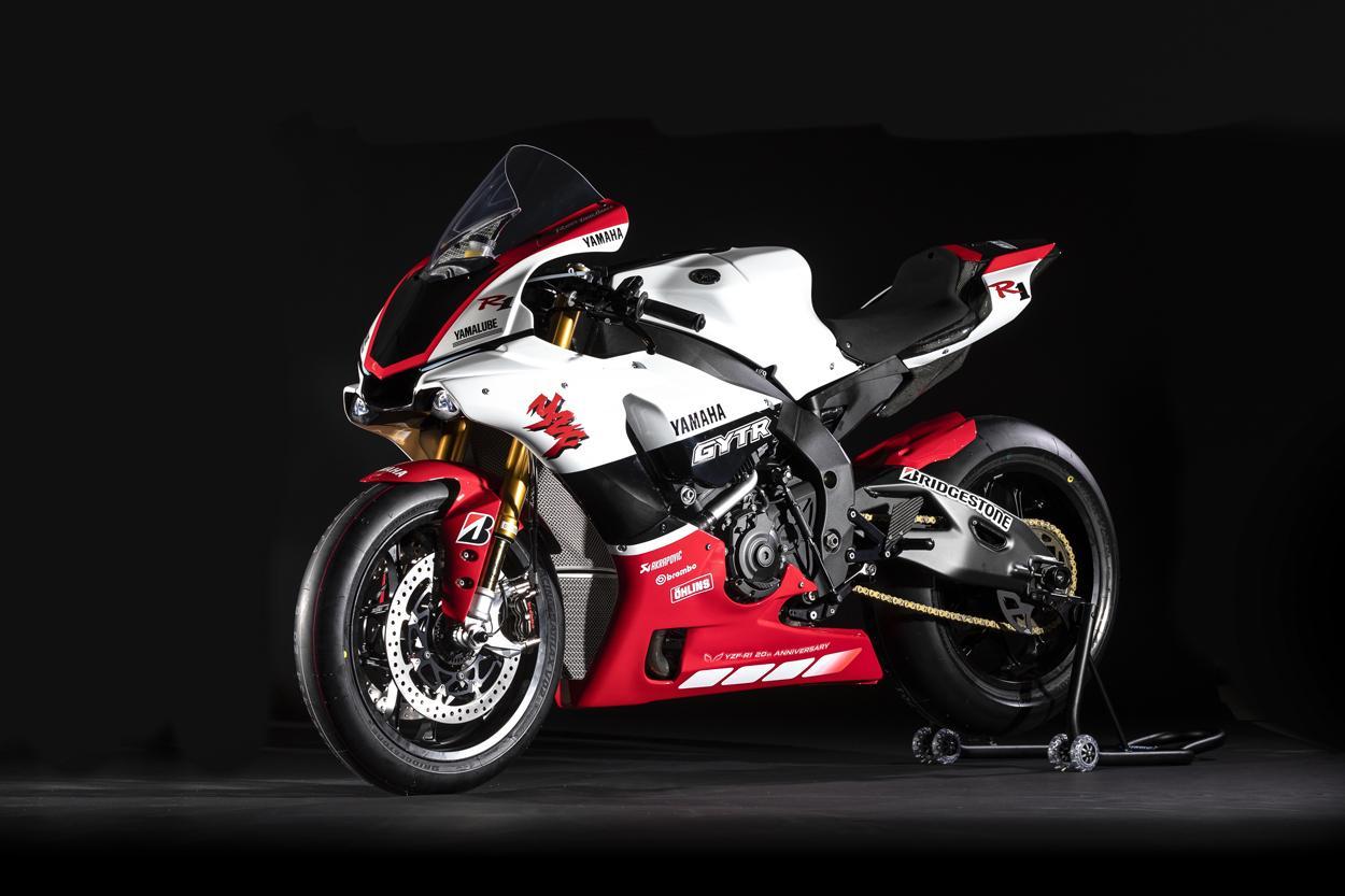 Yamaha YZF R1 20 Aniversario
