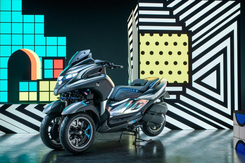 Yamaha 3CT Concept