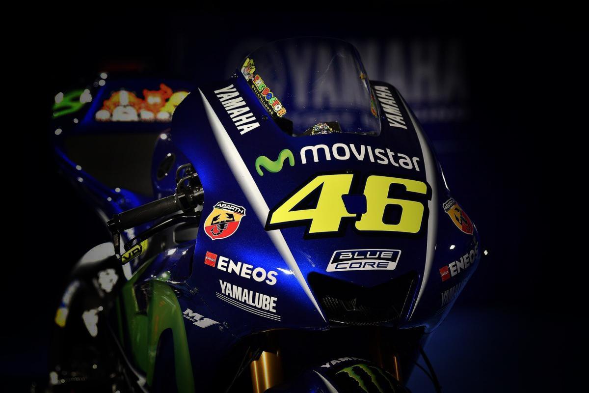 yamaha movistar motogp team 2018
