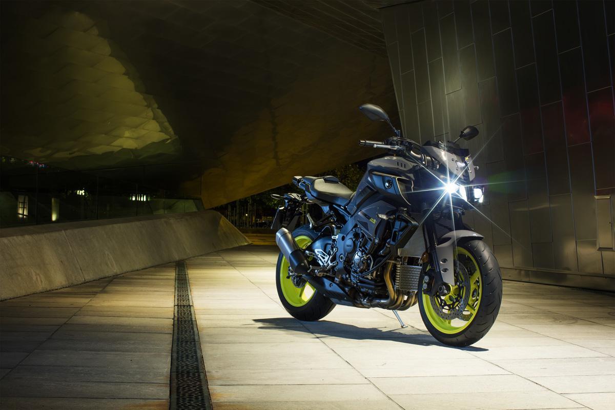 Las novedades 2016 de Yamaha