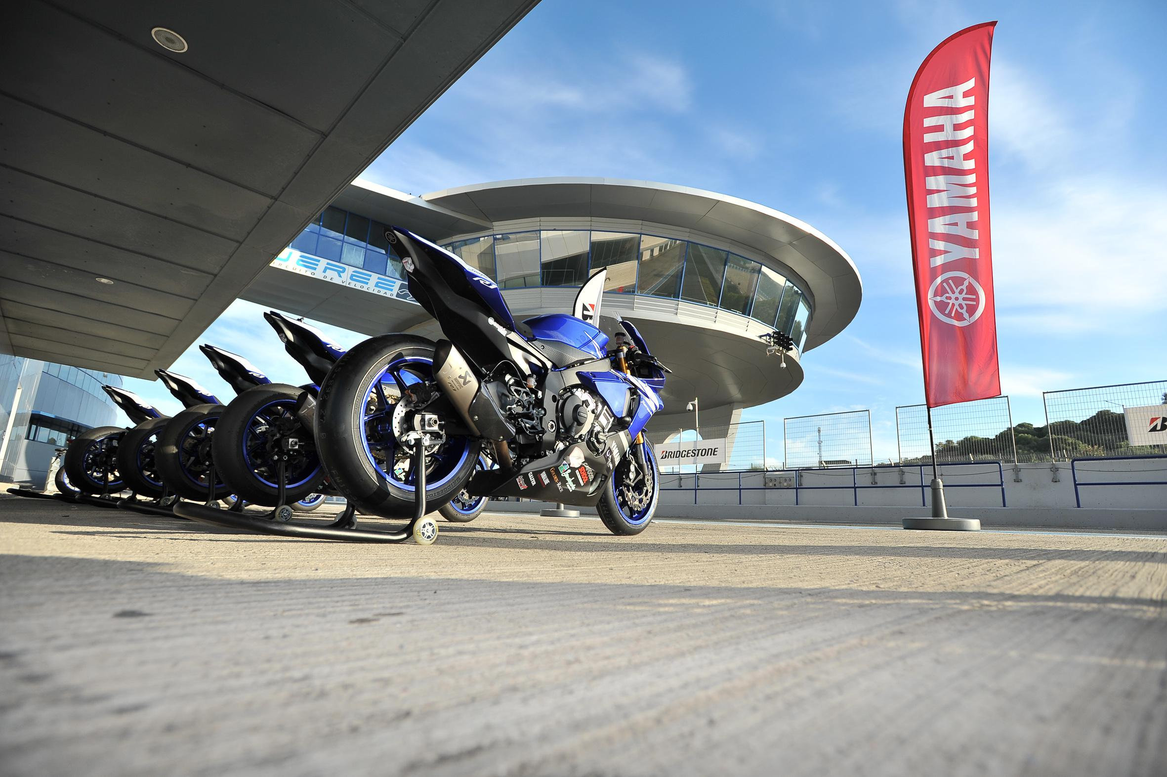Yamaha Supersport Pro Tour 2016