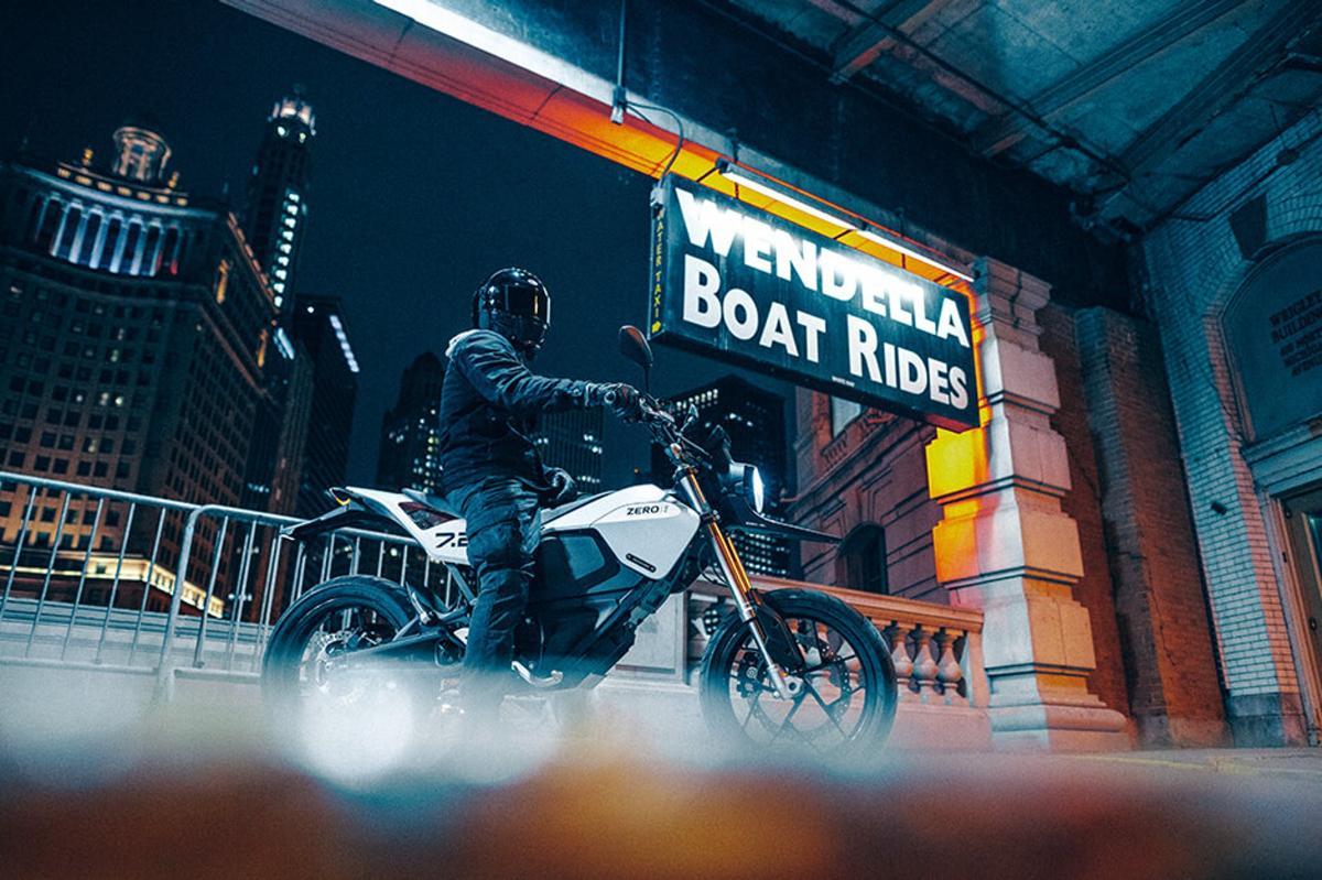 Zero FXE, la nueva moto eléctrica ligera para carnet A2