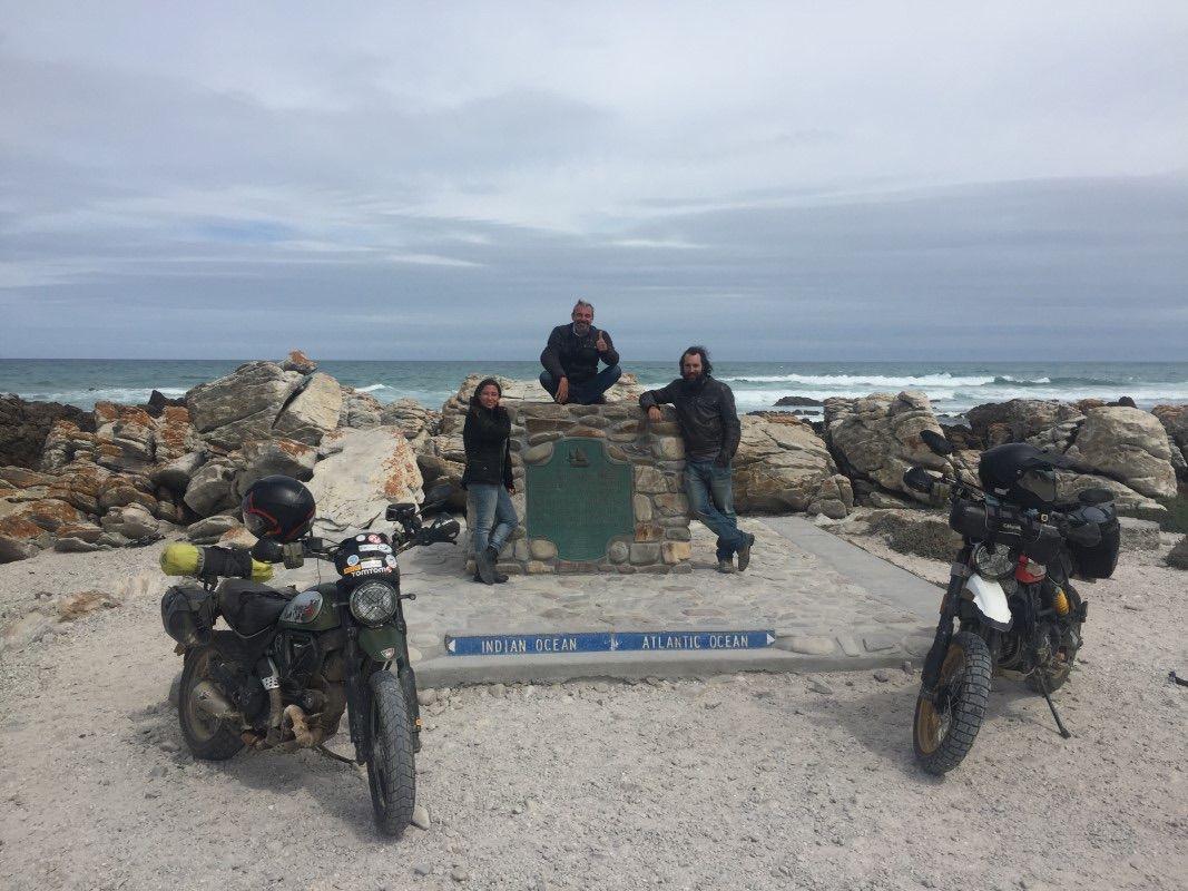 viaje sudafrica moto