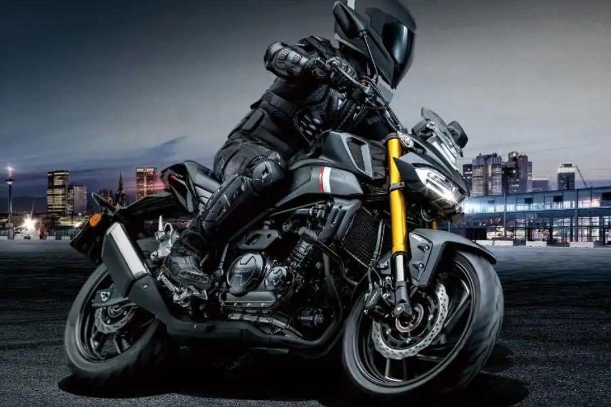 ¿Próxima Suzuki naked para A2? Se basaría en esta XCR300 china
