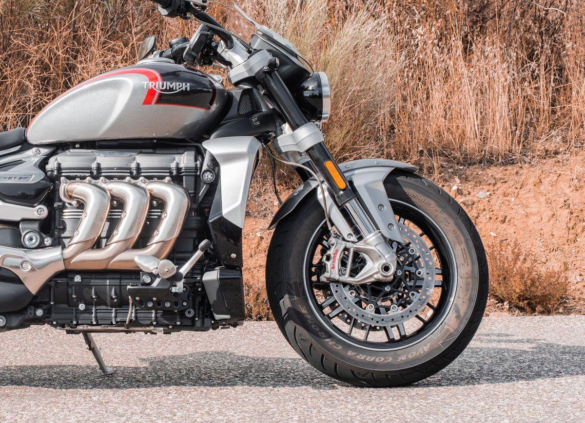 Triumph Rocket 3 GT 2020