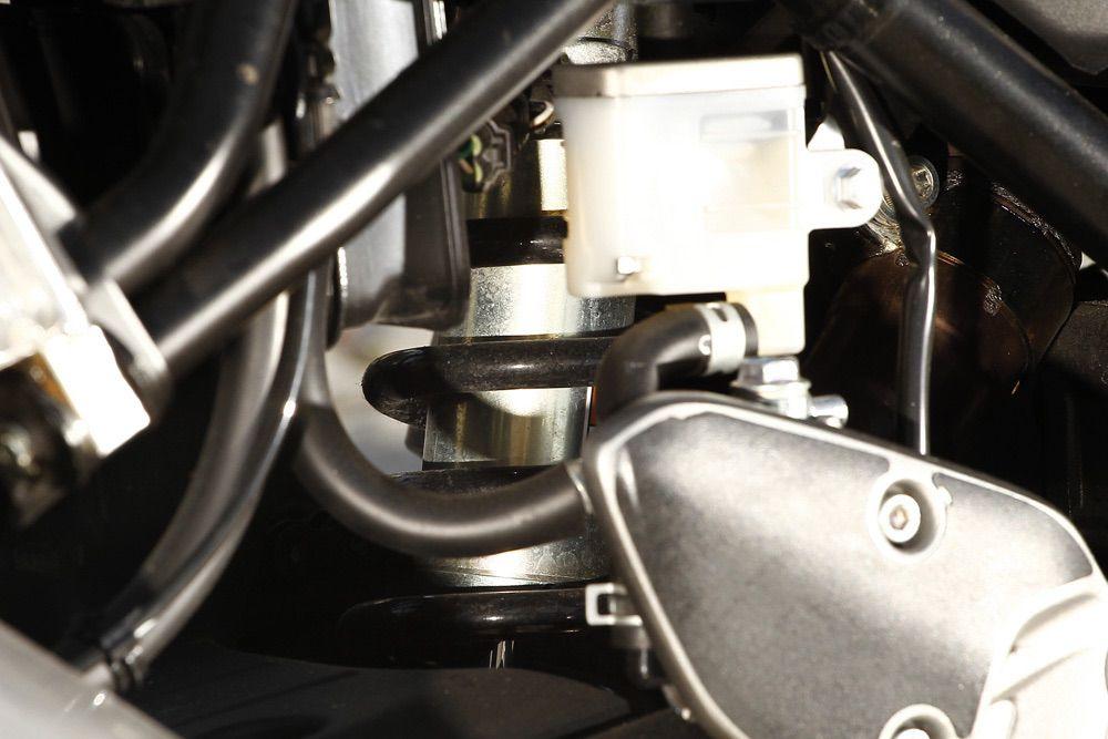 Suspensiones SV650