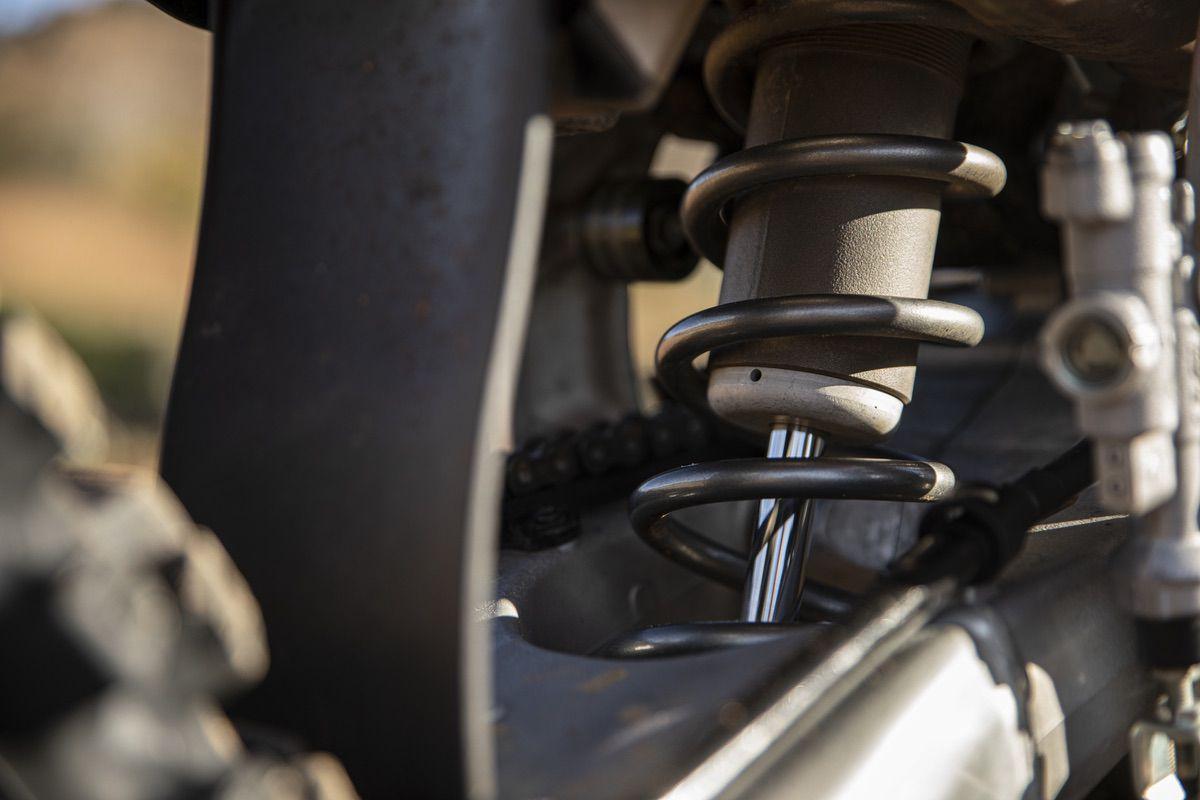 Prueba Honda CRF450R 2021: Campeona del Mundo