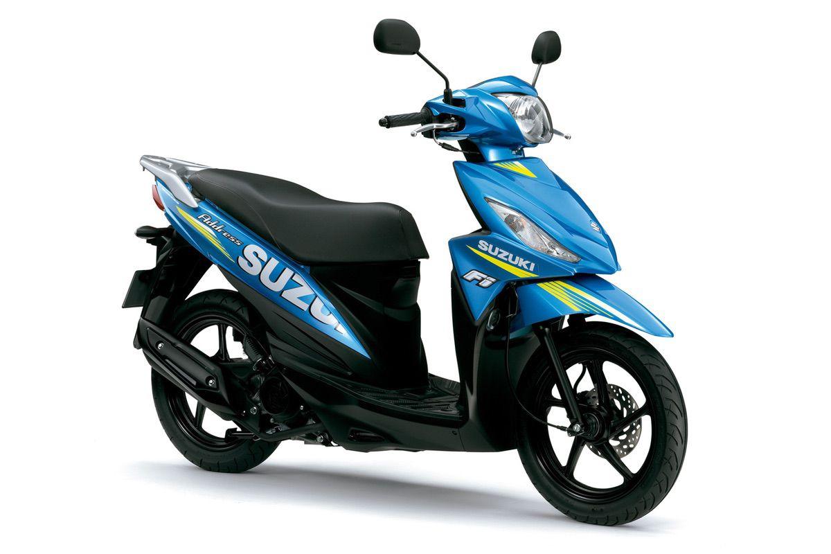Suzuki Address 125 Scooter