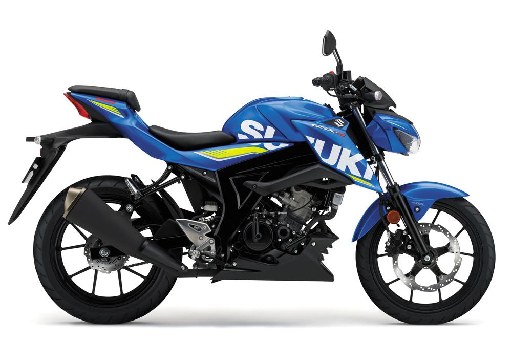 Suzuki GSX S 125