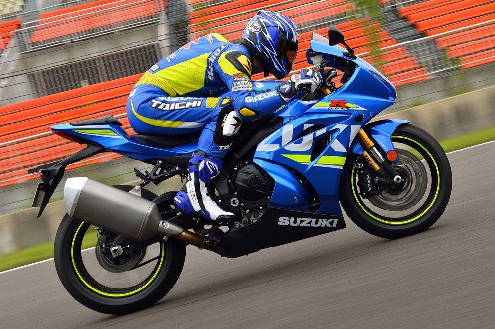 Suzuki te lleva al GP de Aragón si compras una de sus motos deportivas