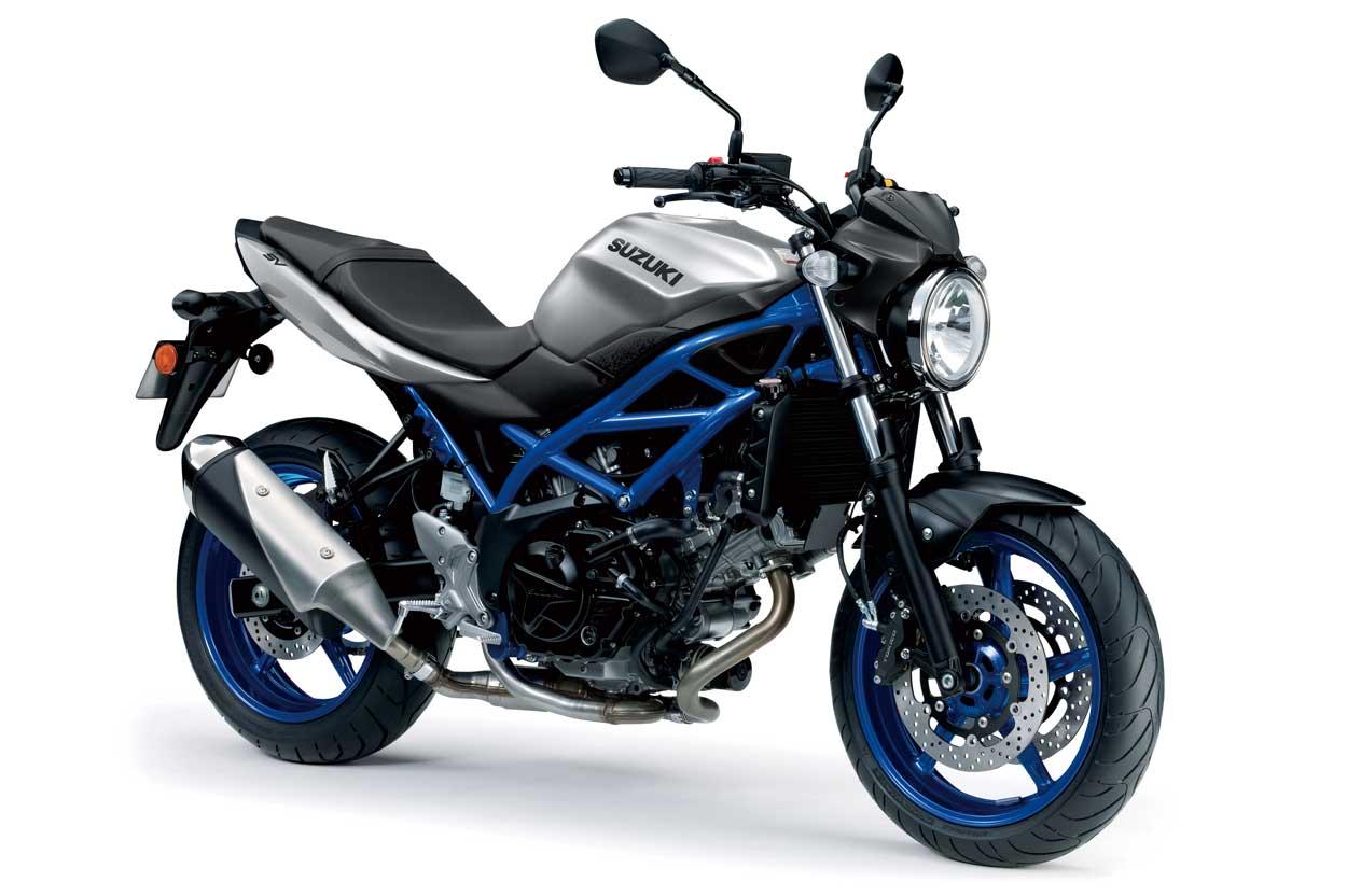 Suzuki SV 650 2020