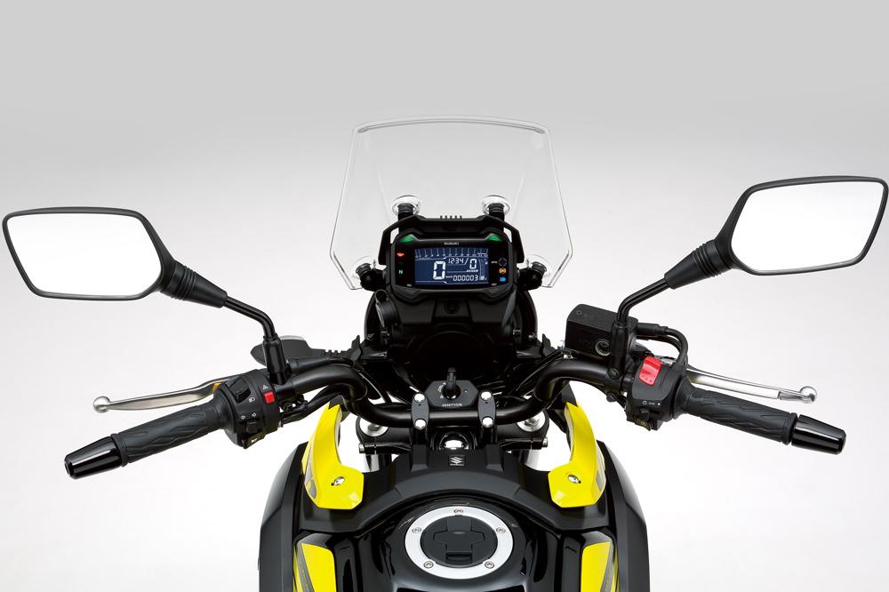 Cuadro de Instrumentos de la Suzuki V Strom 250
