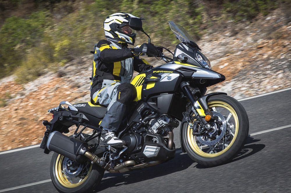 Suzuki V Strom 1000 2017
